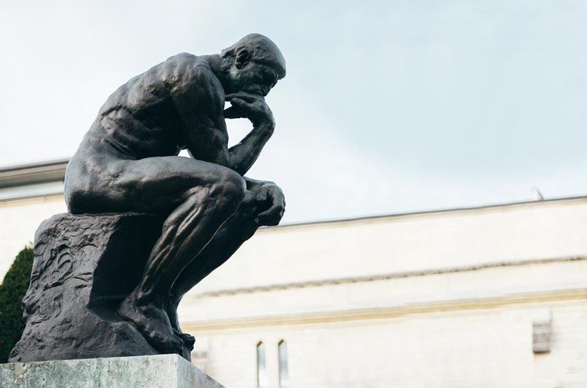 rodin-denker-statue
